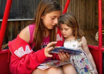Playground Storytime