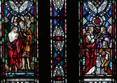 Sanctuary Window Detail